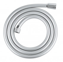 Grohe SILVERFLEX AntiTwist Smooth Shower Hose 1.5m for Modern Bathrooms 28364000