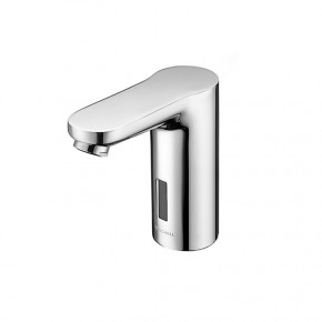 Schell Infrared Sensor Bathroom Tap for Cold Water w/ Transformer Plug 012440699