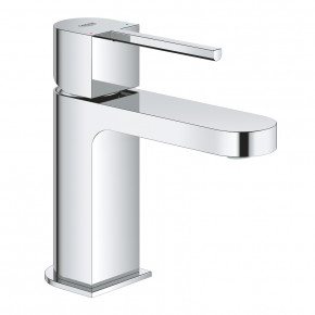 Grohe Plus Single Lever Basin Mixer 105 With Pop Up Waste Set Chrome 33163003