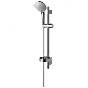 Ideal Standard Idealrain Soft Shower Set With Rail 600 And 3 Spray Types Round B9425AA