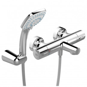 Ideal Standard Ceratherm 100 Wall Mounted Thermostatic Shower Set A4624AA
