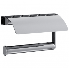 Ideal Standard Connect Wall Mounted Toilet Roll Holder With Cover N1382AA