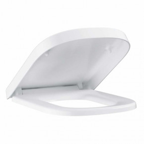 Grohe EURO CERAMIC Soft Close WC Seat and Cover Easy Clean 39330000