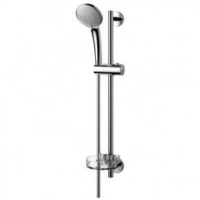 Ideal Standard Idealrain Soft Shower Set With Rail 609 And 3 Spray Types B9415AA