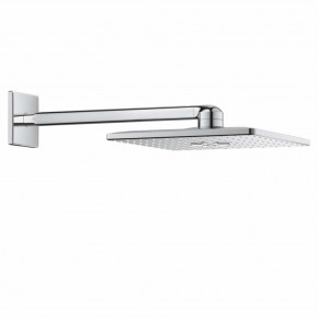 Grohe SMART ACTIVE CUBE RainShower 310 Overhead Shower w/ In-Wall Arm SET 26479000
