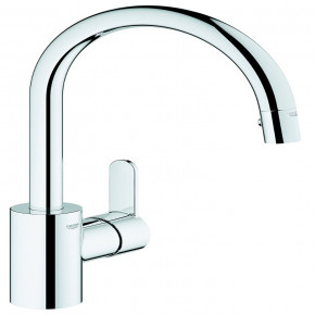 Grohe EUROSTYLE Cosmopolitan Kitchen Faucet Tall Mixer w/ Pull-Out Spout 31482002