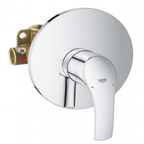 Grohe EUROSMART In-Wall Shower Mixer Single-Lever Shower Trim 1 Outlet 33556002