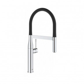 Grohe ESSENCE Professional Spray Tall Kitchen Faucet 360 Swivel Spout 30294000