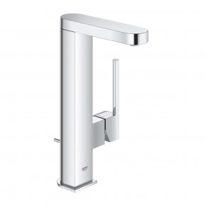 GROHE PLUS Bathroom Tap with Pull-Out Spray Pillar Bath Faucet 23843003