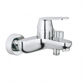 Grohe Single-Lever Shower Mixer 2-Outlets Bath and Shower Eurosmart COSMO 32831000