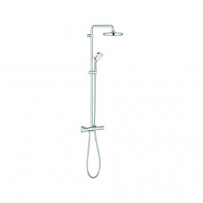 GROHE Thermostatic Shower System New Tempesta 210 Cosmopolitan 27922001