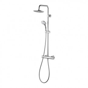 Ideal Standard Idealrain Soft Shower System Thermostatic Mixer Wall Mounted A5686AA