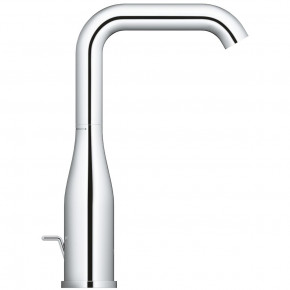 Grohe Essence Bathroom Single Lever Tap 211 Pop Up Waste And Swivel Spout 32628001