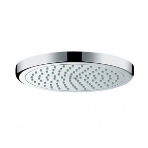 Hansgrohe Overhead Shower Croma 220 Air 1 Jet Concealed Shower Head Chrome 26464000