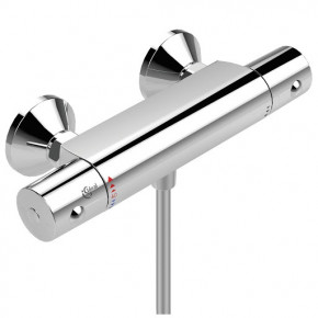 Ideal Standard Ceratherm Thermostatic Shower Mixer Wall-Mounted Save Water A6367AA