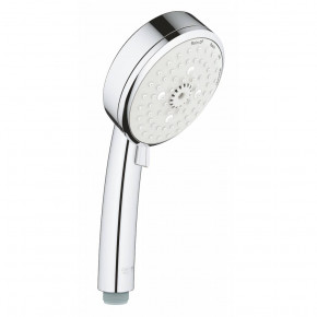 Grohe Tempesta Small Hand Shower 100 Model With Three Spray Types 27574002
