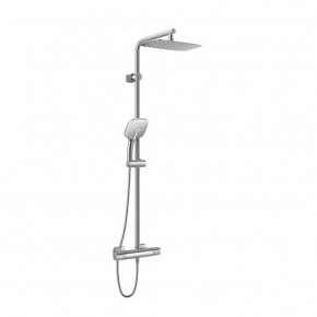 Ideal Standard Idealrain Luxe Shower System W Thermostat Head Shower Cube A6247AA