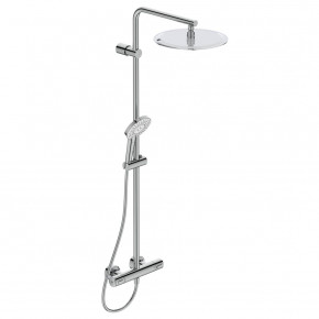 Ideal Standard Idealrain Luxe Thermostatic Shower System Head Shower 125 A6984AA