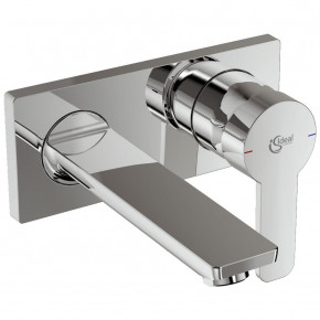 Ideal Standard Glo Bathroom Mixer For Countertop Basin Save Water A6107AA