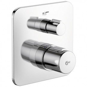 Ideal Standard Tonic II In Wall Thermostatic Bath And Shower Mixer A6345AA