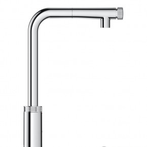 Grohe Minta Kitchen Mixer With Tall Swivelling Spout And Smart Control 31613000