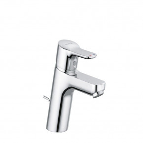 KLUDI PURE&EASY Basin Mixer 70 w/ Metal Waste Set Basin Tap S-Pointer 372760565