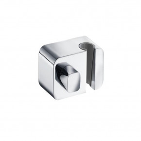 KLUDI A-QA Hand Shower Holder Integrated Wall Outlet w/ Flow Control 6556105-00