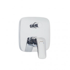 Hansgrohe LOGIS 714050 Concealed Shower Mixer 2 Outlets Single-Lever w/ Diverter