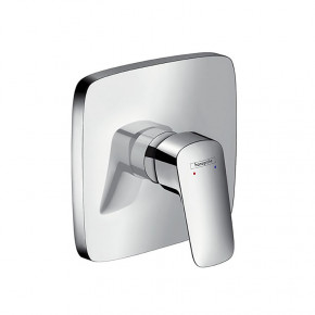 Hansgrohe LOGIS 716050 Concealed Shower Mixer Minimalist 1 Outlet Single-Lever