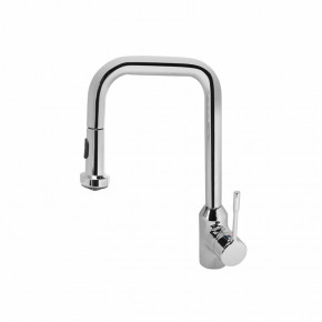 Ideal Standard RETTA Functional Kitchen Mixer Pull-Out Spout Single-Lever Tap