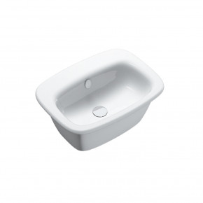 Catalano Fitted 60 Undermount Sink Inset Cabinet Wash Basin CataGlaze 160IN00