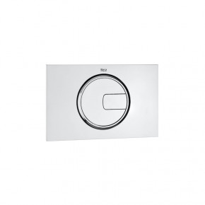 Roca PL4 Concealed Cistern Dual Flush Button for Wall-Hung WC Consoles A890098001