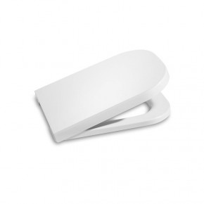 Roca NEXO Soft Closing Toilet Seat and Cover Modern Bathroom Fittings A801640004