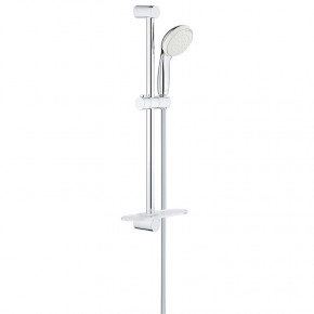 Grohe NEW TEMPESTA 100 Hand Shower w/ Hose and Rail Set 2 Jet Types 27926001