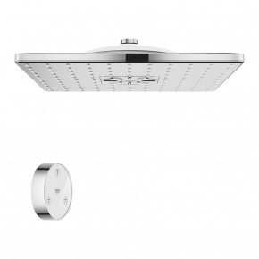 Grohe Smart Rain Shower With Remote Control For Change Sprays Chrome Plate 26643000