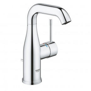 Grohe Essence Bathroom Tap 160 Basin Mixer With Swivel Spout 23462001