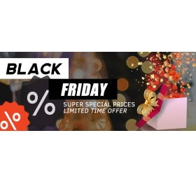 Black Friday Sale 2018 - Get Top Quality Bathroom Fittings - Limited Time Offers for Your Bathroom Improvement