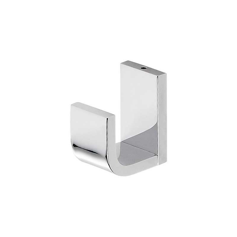 . Details about TRES Griferia Designer Modern Bathroom Towel Hook Glossy  Chrome Bathroom Esse