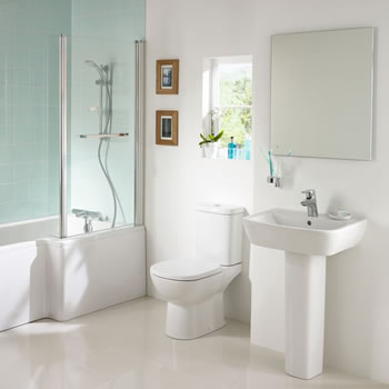 Ideal Standard bathroom fittings for your modern bathroom design