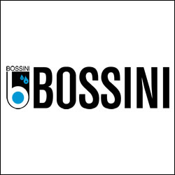 Bossini Designer Shower Systems and Bathroom Faucets