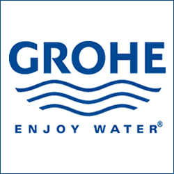 Grohe modern showers, bathroom taps and kitchen faucets
