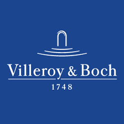 Villeroy and Boch high-end sanitary ceramics and designer tableware
