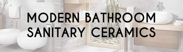 designer sanitary ceramics, bathroom wash basins of all shapes and sizes for your modern bathroom design