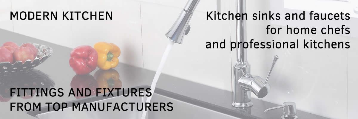 designer kitchen taps and professional kitchen faucets for your modern kitchen design